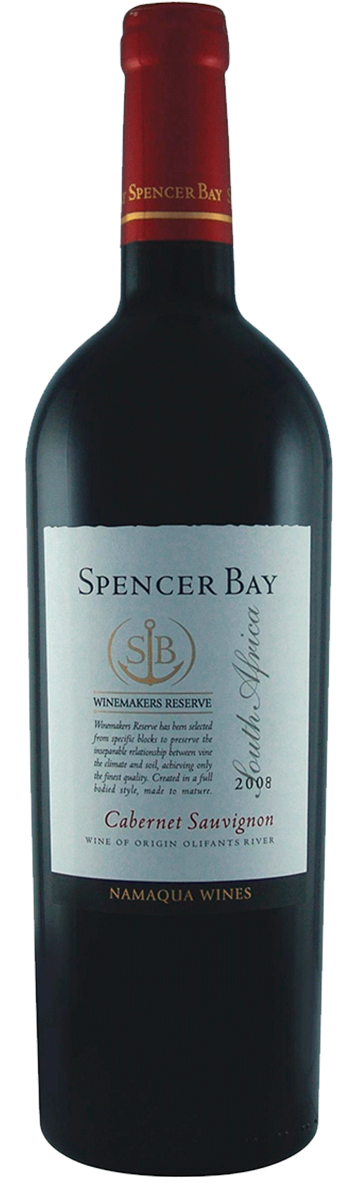 Spencer Bay Reserve Cabernet Sauvignon 2009