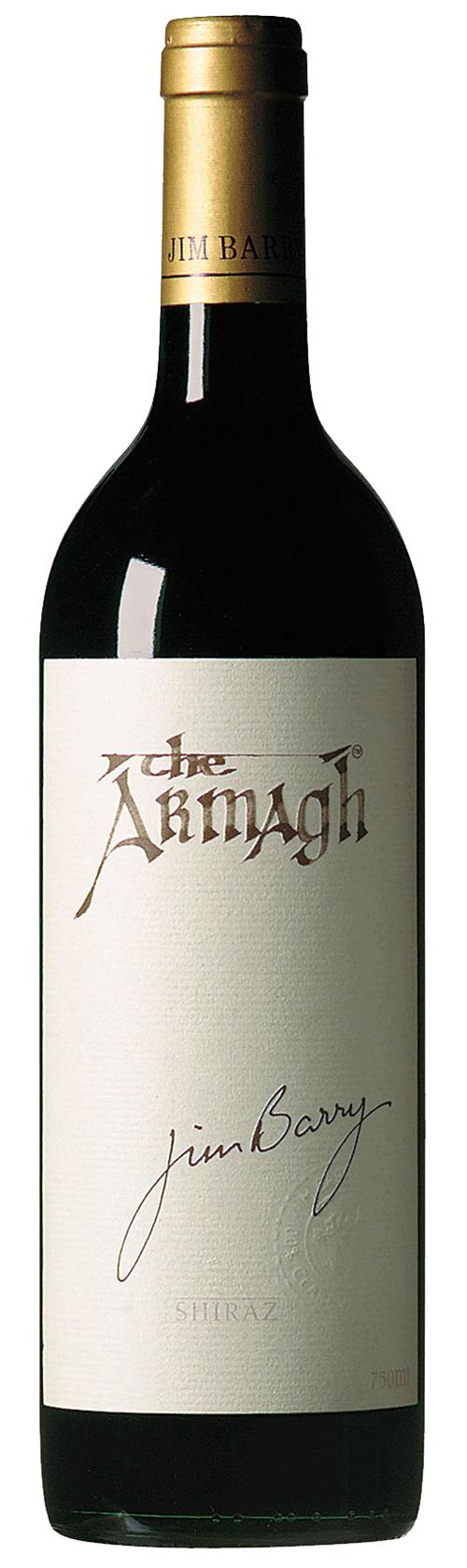 The Armagh Shiraz 2006