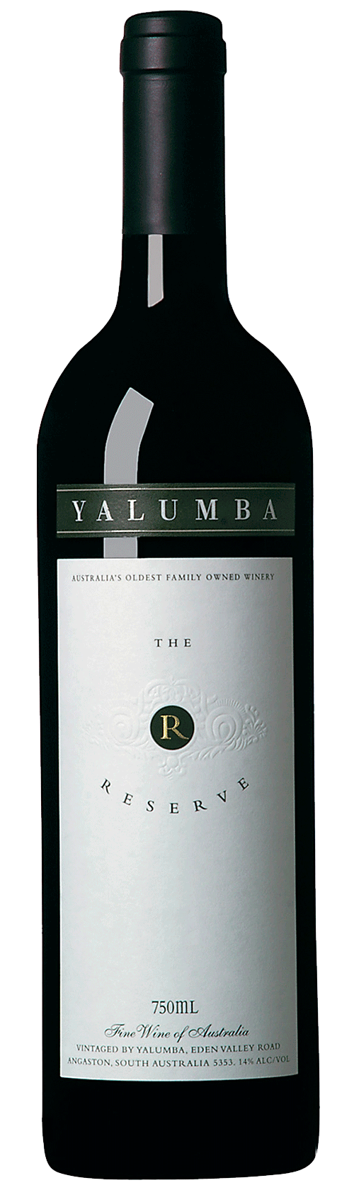 The Reserve Cabernet Sauvignon Shiraz 2002