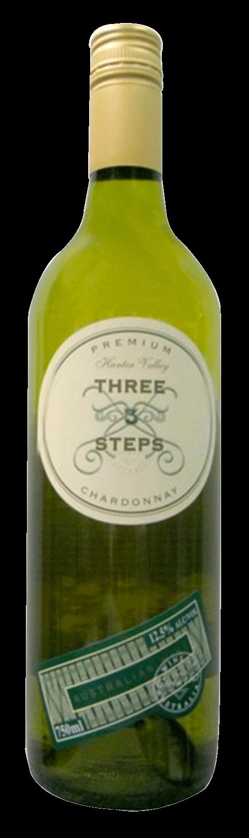 Three Steps Premium Chardonnay 2017