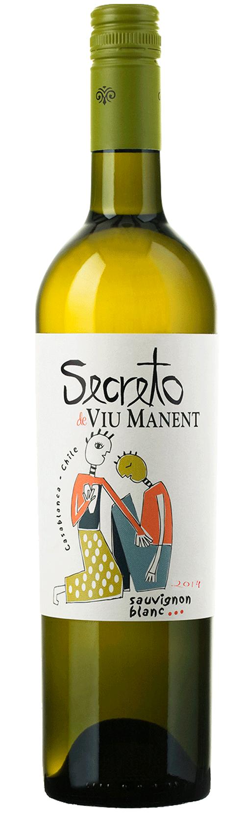Viu Manent Secreto Sauvignon Blanc 2015