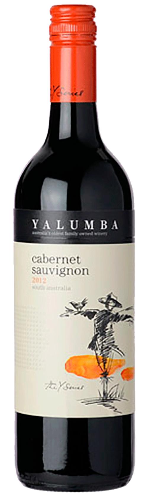 Yalumba Y Series Cabernet Sauvignon 2010