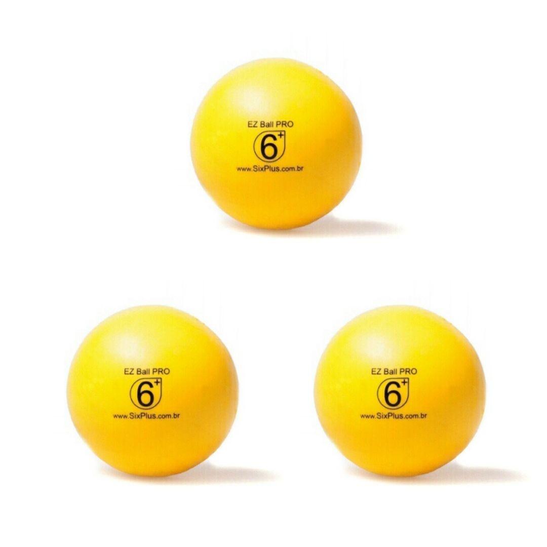 Kit 3x EZ Ball PRO 50mm - Bolinhas de Massagem