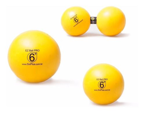 Kit Ball PRO - Bolas Massageadoras