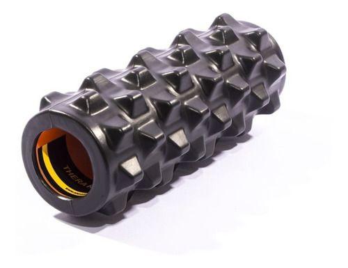 Thera Roller Pro - Rolo com cravos Liberação Miofascial