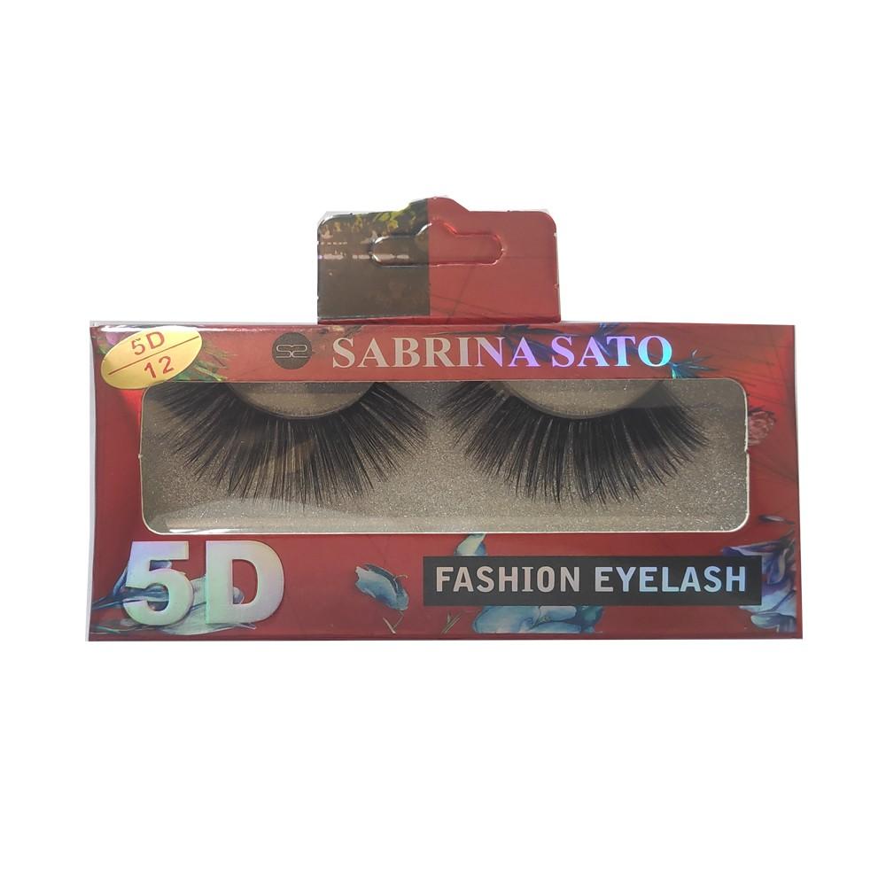 Cílios Postiço 5D Fashion Eyelash Sabrina Sato