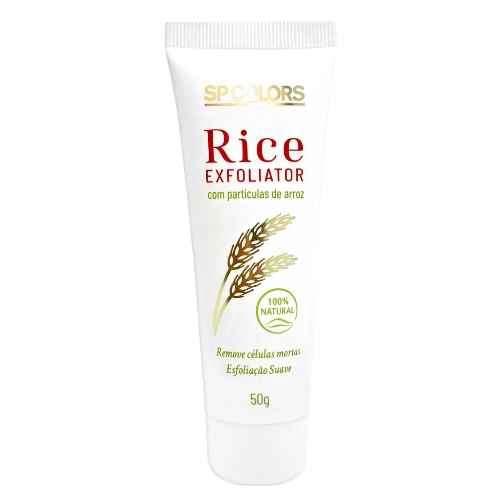 Esfoliante Rice Exfoliator SP Colors