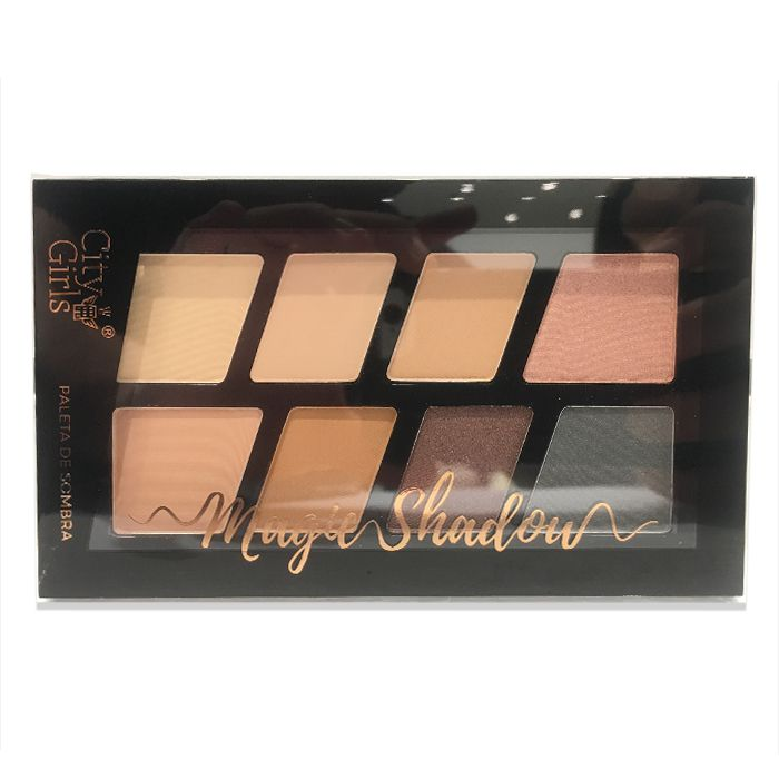Paleta de Sombra City Girls Magic Shadow