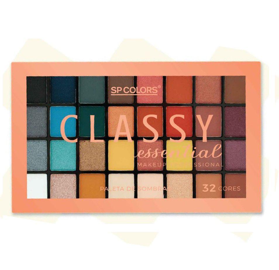Paleta de Sombra Sp Colors Classy Essential