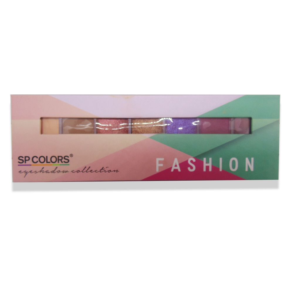 Paleta de Sombra Sp Colors Style/Fashion