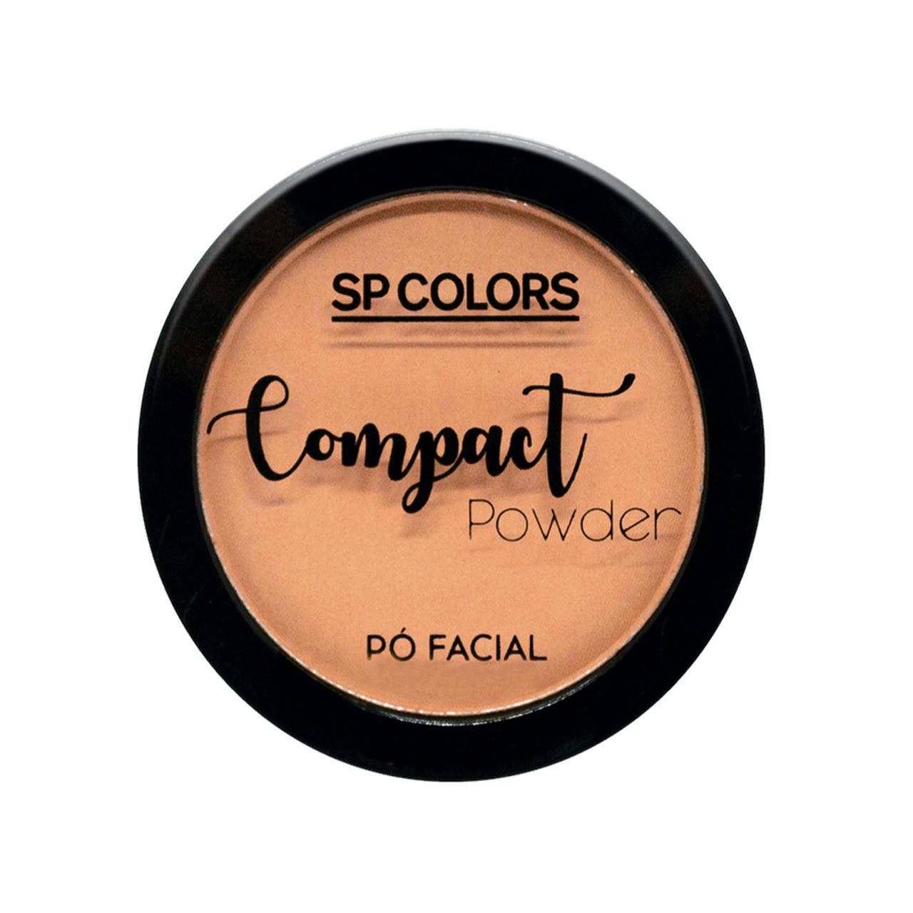 Pó compacto Facial SP Colors Compact Powder