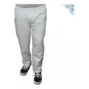 Calça Brim Branco Unissex Uniforme