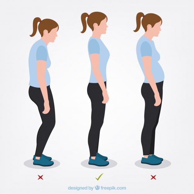 Colete Corretor de Postura FDA Unissex