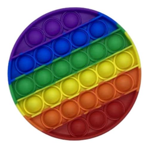 POP IT Brinquedo Satisfatório Colorido