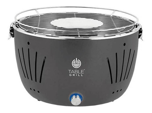 Table Grill - Churrasqueira Portátil de Apartamento Sem Fumaça e Sem Sujeira