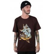 Camiseta New Custom Fish Oriental