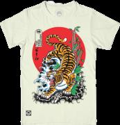 Camiseta New Custom x Pher Tigre