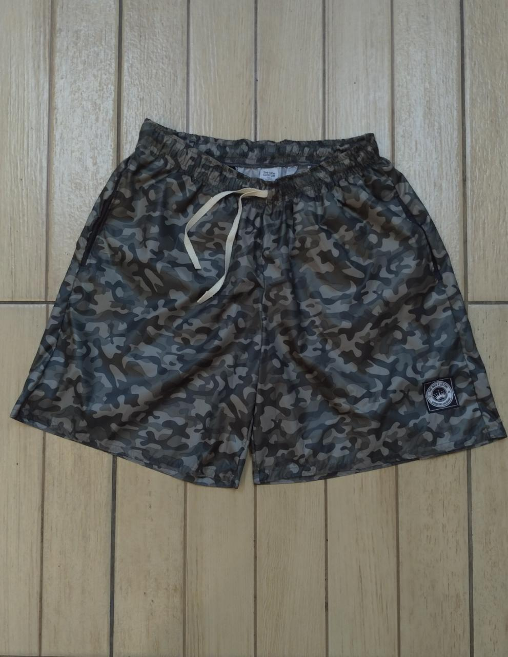 Boardshort New Custom Camuflado