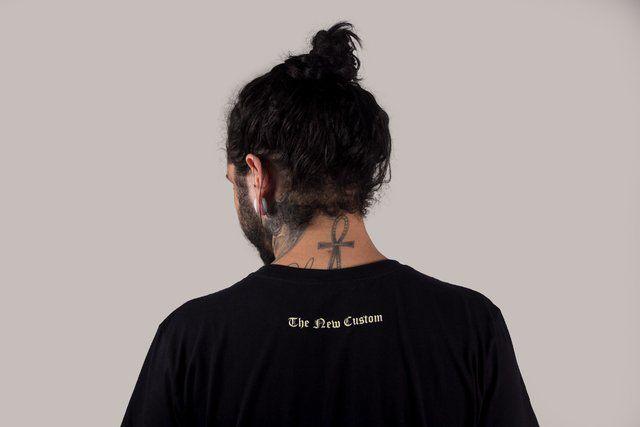 Camiseta New Custom Venom