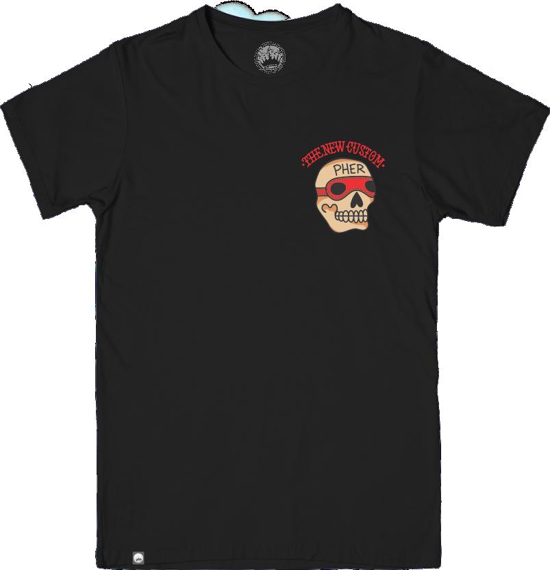 Camiseta New Custom x Pher