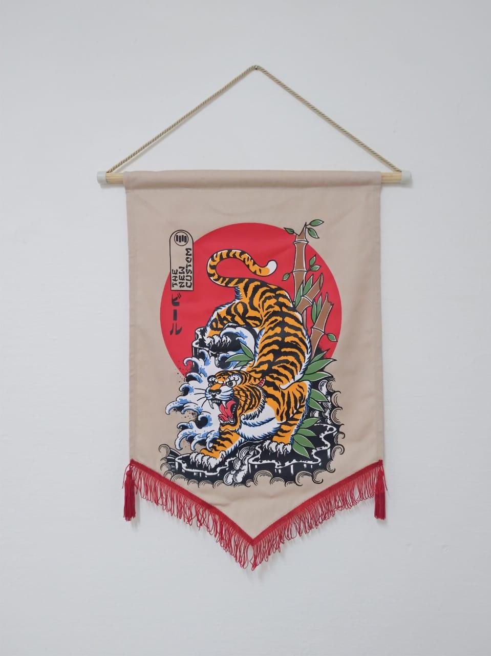 Flâmula Tigre Colab New Custom x Pher