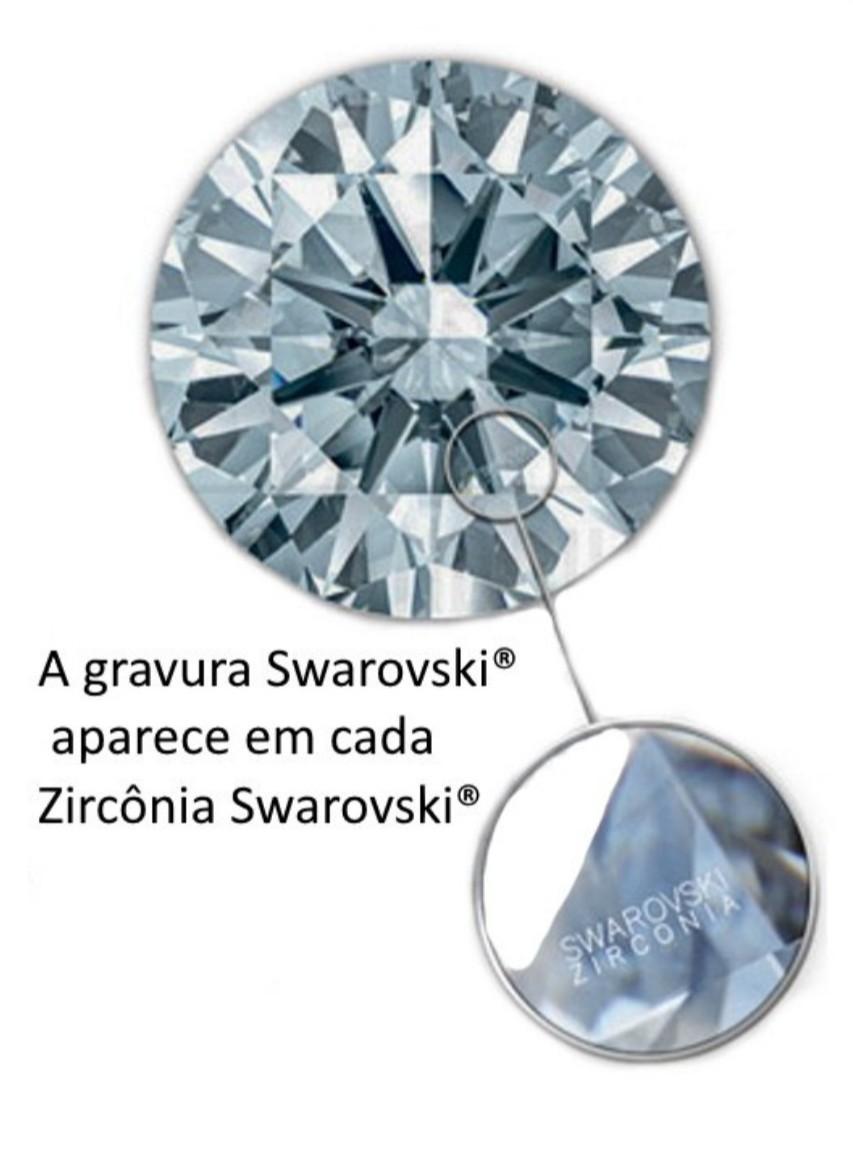 Labret Borboleta com Zirconias Swarovisk