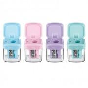 Apontador com depósito Minibox | Faber-Castell