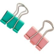 Binder Clips Color Plus 25mm | Molin