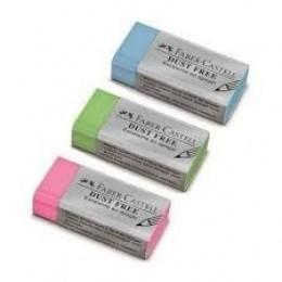 Borracha Dust Free Colors - Cores Variadas  Faber-Castell