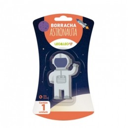 Borracha Fantasy Formas Astronauta | Leonora