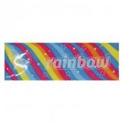Borracha Rainbow Azul   Tris