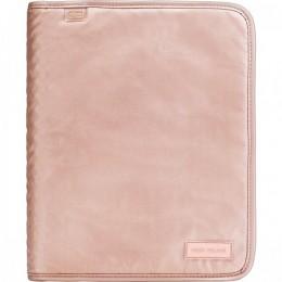 Fichário Caderno Argolado West Village Metalizado Rosé | Tilibra