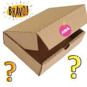 Caixa Surpresa Bravo!| Papelaria Judá