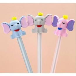 Caneta Elefante Dumbo Cores Sortidas   Importado