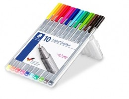 Caneta Hidrográfica Triplus Fineliner 0.3 mm 10 cores | Staedtler