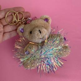 Chaveiro Urso Pelúcia | Importado