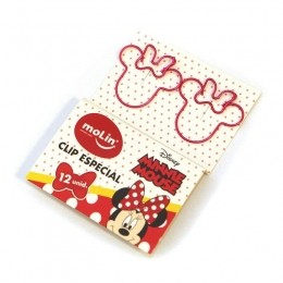 Clips Especial Minnie Mouse | Molin