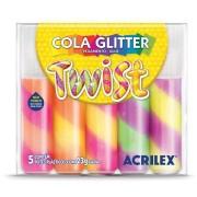 Cola Colorida Twist | Acrilex