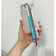 Estojo Baú Cristal Holográfico | Fizz