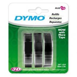Fita Rotuladora Vinil Blister com 3 unidades  DYMO