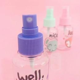 Frasco Spray 75ml Animal | Importado