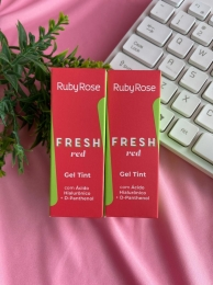 Gel Tint Fresh Red | Ruby Rose