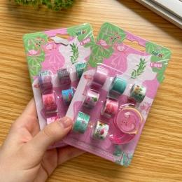Kit Washi Tape Flamingo | Importado
