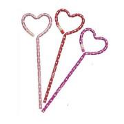Lápis Coração Rosa Escuro  Molin