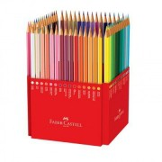 Lápis de cor sextavado 60 Cores | Faber-Castell