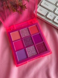Paleta de Sombras 9 Cores Neon   Jasmyne