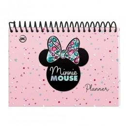 Planner Permanente Minnie Mouse com Espiral | DAC