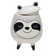 Pote Porcelana Cute Bichinhos Panda | Bras Continental
