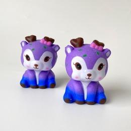 Squishy Fofinhos e Divertidos Fidget Toy Antistress Rena Galaxy| Importado