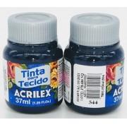 Tinta para Tecido 37ml Azul Marinho | Acrilex